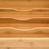 neu besteckkasten bambus holz 33 25cm in z rich kaufen bei. Black Bedroom Furniture Sets. Home Design Ideas