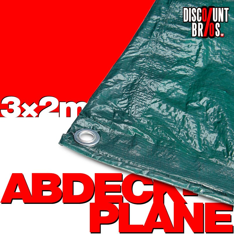 gewebeplane abdeckplane blache plane mit sen alle 100cm 3 2m bau garten garten. Black Bedroom Furniture Sets. Home Design Ideas