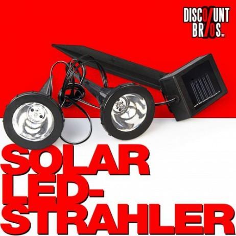 solar led strahler 2er set spiel hobby elektronik licht solar. Black Bedroom Furniture Sets. Home Design Ideas